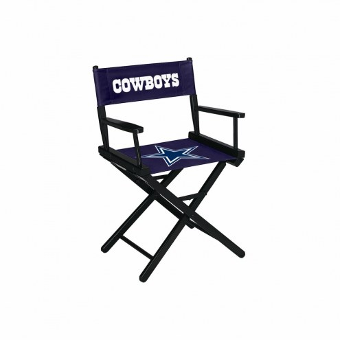 Dallas Cowboys Table Height Director's Chair