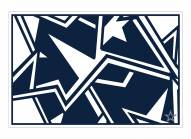 Dallas Cowboys 5' x 7' Tapestry Rug