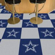 Dallas Cowboys Team Carpet Tiles