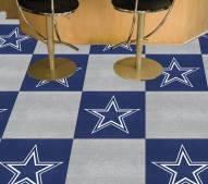 Dallas Cowboys Team Carpet Tiles