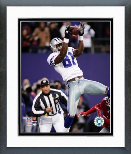 Dallas Cowboys Terrell Owens 2006 Action Framed Photo