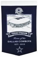 Dallas Cowboys Texas Stadium Banner