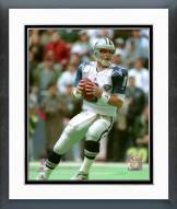 Dallas Cowboys Troy Aikman 1995 Action Framed Photo