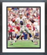 Dallas Cowboys Troy Aikman 2000 Action Framed Photo