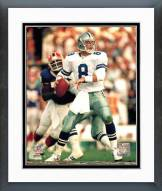 Dallas Cowboys Troy Aikman Super Bowl 27 Action Framed Photo
