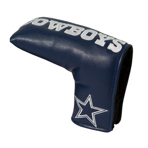 Dallas Cowboys Vintage Golf Blade Putter Cover