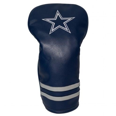 Dallas Cowboys Vintage Golf Driver Headcover