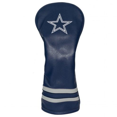 Dallas Cowboys Vintage Golf Fairway Headcover