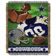 Dallas Cowboys Vintage Throw Blanket