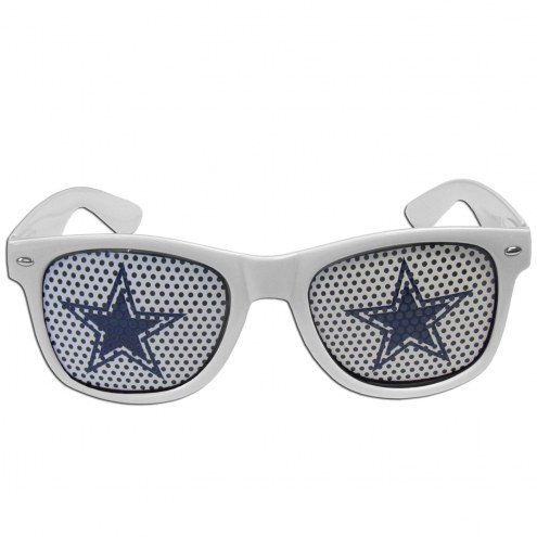 Dallas Cowboys White Game Day Shades