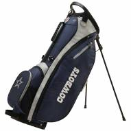 Dallas Cowboys Wilson NFL Carry Golf Bag