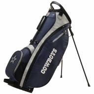 Dallas Cowboys Wilson NFL Carry Golf Bag