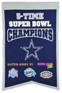 Dallas Cowboys Champs Banner