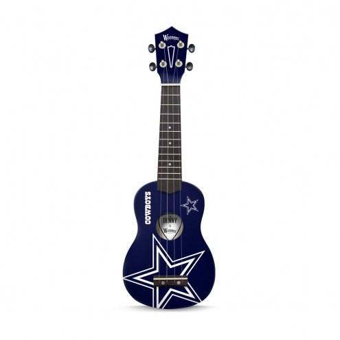 Dallas Cowboys Woodrow Denny Ukulele