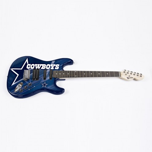 Dallas Cowboys Woodrow Northender Electric Guitar