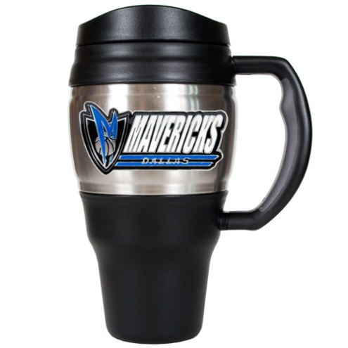 Dallas Mavericks 20 Oz. Travel Mug