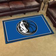 Dallas Mavericks 4' x 6' Area Rug
