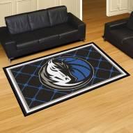 Dallas Mavericks 5' x 8' Area Rug