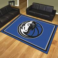 Dallas Mavericks 8' x 10' Area Rug