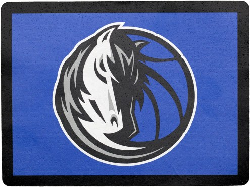 Dallas Mavericks Address Logo