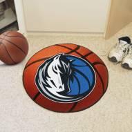 Dallas Mavericks Basketball Mat