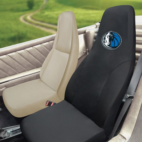 Dallas Mavericks Embroidered Car Seat Cover