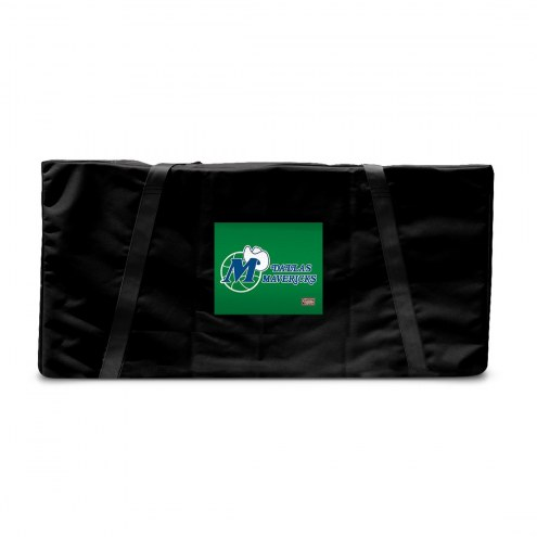 Dallas Mavericks Hardwood Classic Cornhole Carrying Case