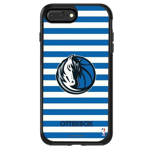 Dallas Mavericks OtterBox iPhone 8/7 Symmetry Stripes Case