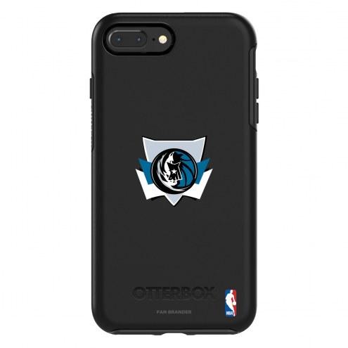 Dallas Mavericks OtterBox iPhone 8 Plus/7 Plus Symmetry Black Case