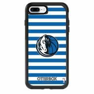 Dallas Mavericks OtterBox iPhone 8 Plus/7 Plus Symmetry Stripes Case