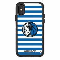 Dallas Mavericks OtterBox iPhone X/Xs Symmetry Stripes Case