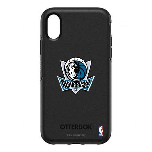 Dallas Mavericks OtterBox iPhone XR Symmetry Black Case