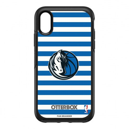 Dallas Mavericks OtterBox iPhone XR Symmetry Stripes Case