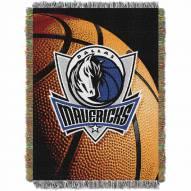 Dallas Mavericks Photo Real Throw Blanket