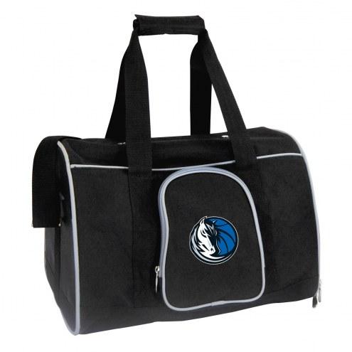 Dallas Mavericks Premium Pet Carrier Bag