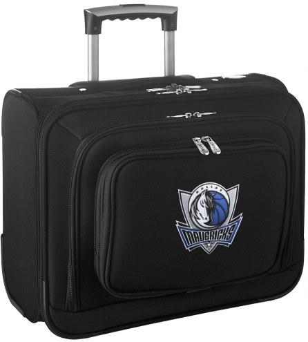 Dallas Mavericks Rolling Laptop Overnighter Bag