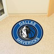 Dallas Mavericks Rounded Mat
