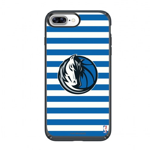 Dallas Mavericks Speck iPhone 8 Plus/7 Plus Presidio Stripes Case
