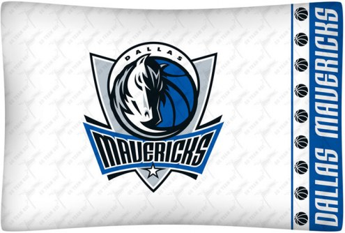 Dallas Mavericks Pillow Case