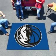 Dallas Mavericks Tailgate Mat