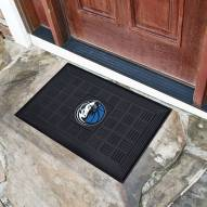 Dallas Mavericks Vinyl Door Mat