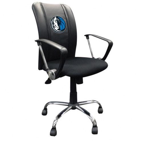 Dallas Mavericks XZipit Curve Desk Chair