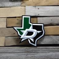 "Dallas Stars 12"" Steel Logo Sign"