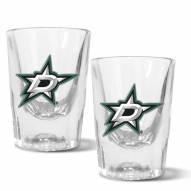 Dallas Stars 2 oz. Prism Shot Glass Set