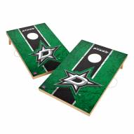 Dallas Stars 2' x 3' Vintage Wood Cornhole Game