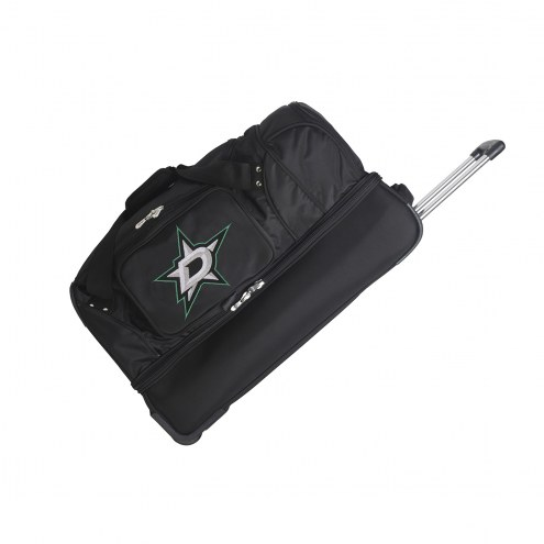 "Dallas Stars 27"" Drop Bottom Wheeled Duffle Bag"