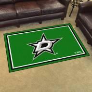 Dallas Stars 4' x 6' Area Rug
