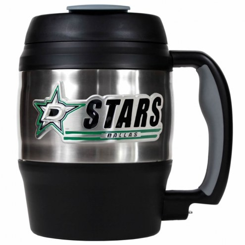 Dallas Stars 52 oz. Stainless Steel Travel Mug