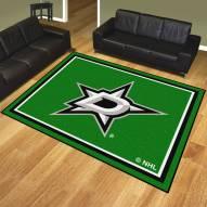 Dallas Stars 8' x 10' Area Rug