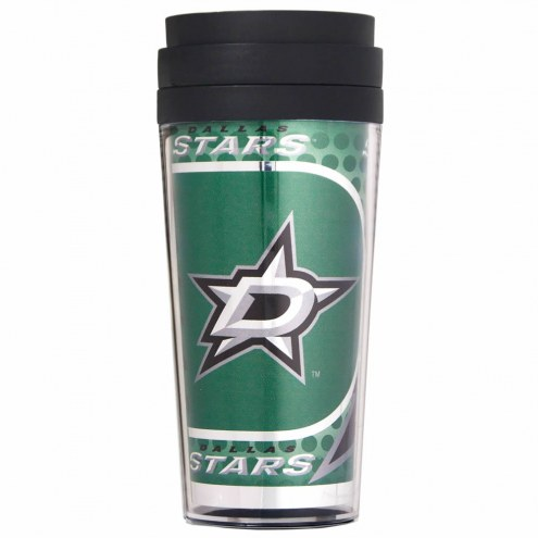 Dallas Stars Acrylic Travel Tumbler